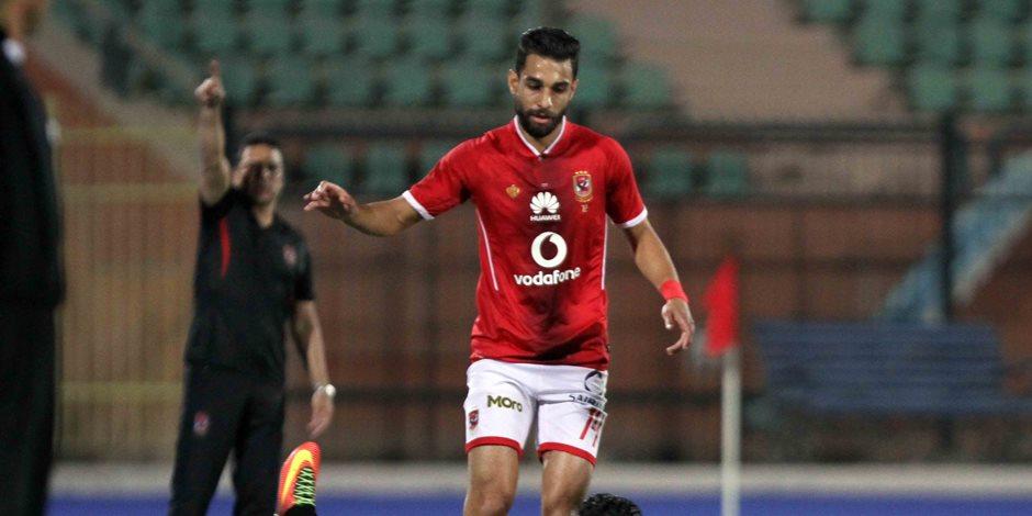 عمرو السولية يضيف الهدف الثاني للأهلي أمام طلائع الجيش (فيديو)