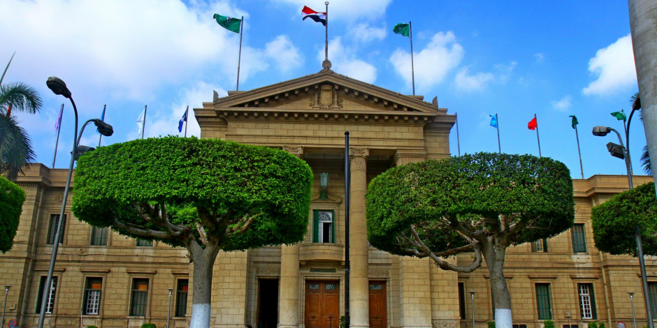 السيسي يحاور الشباب.. جامعة القاهرة تستعد لبدء مؤتمر الشباب السادس