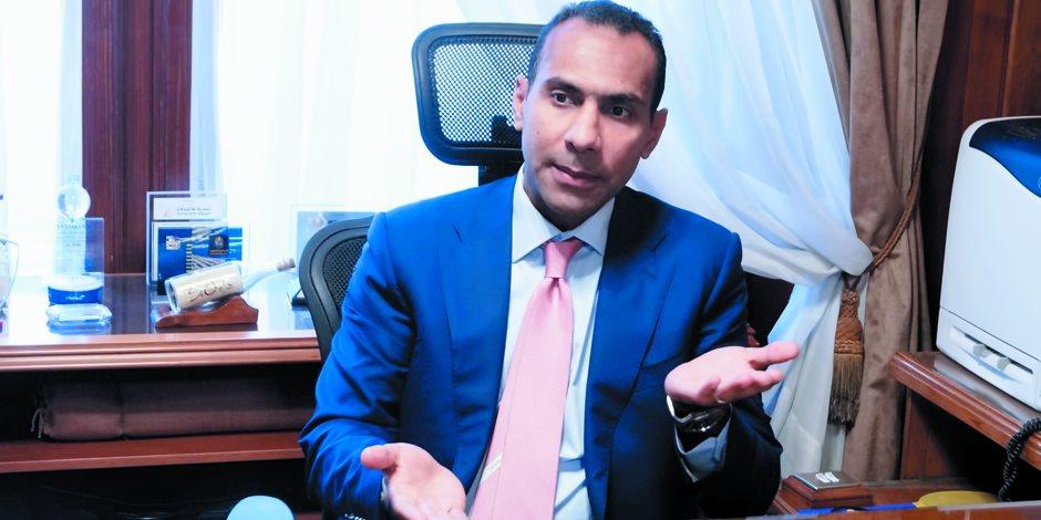 «عاكف» 9.5 مليار جنيه محفظة المشروعات الصغيرة ببنك مصر