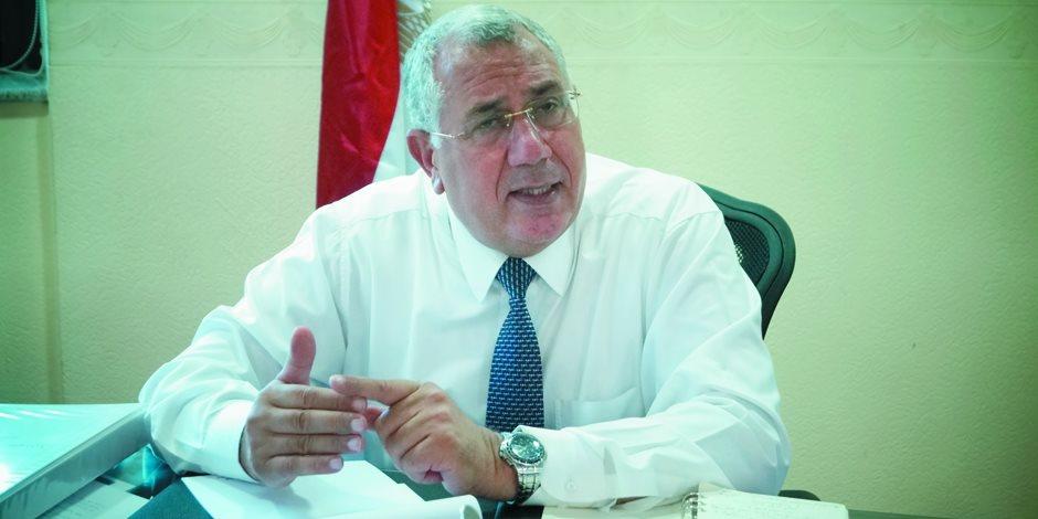 السيد القصير رئيس البنك الزراعى المصرى لـ«ملحق بنوك صوت الأمة»: المؤتمر الدولى للشمول المالى شهادة نجاح للإصلاحات الاقتصادية