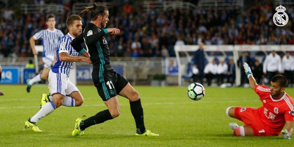 ريال مدريد يستعيد توازنه بفوز معنوي على سوسيداد في الليجا (فيديو)