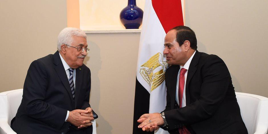 بعد تأكيد السيسي وأبو مازن على المصالحة.. كيف يفقد الفلسطينيون قيمة القضية الفلسطينية؟