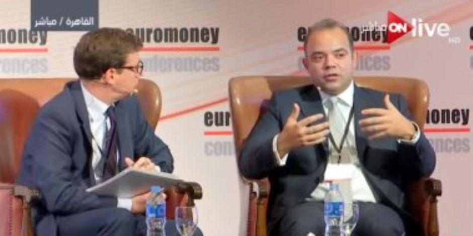 انطلاق مؤتمر «اليورومني» تحت عنوان «الاستقرار والتماسك والفرص المتاحة في مصر»
