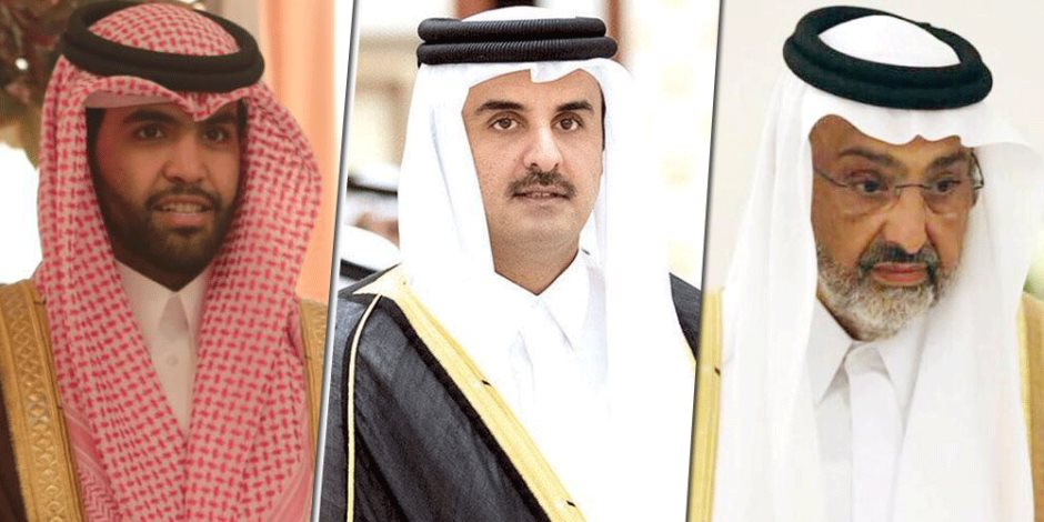 انتفاضة أبناء قطر ضد عصابة تنظيم الحمدين