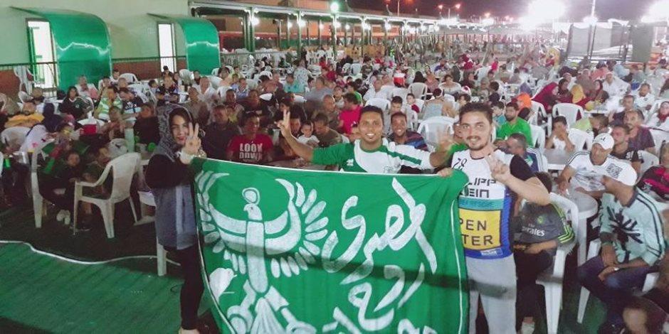 جماهير المصري تدعو لتجمع كبير  في تدريب الفريق بعد رباعية الطلائع