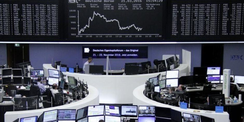ارتفاع الأسهم الأوروبية في تعاملات الثلاثاء