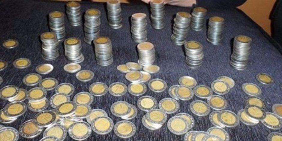 بعد تركيب ماكينة العملات المعدنية بالمترو.. اعرف الفكة بتروح فين كل شهر