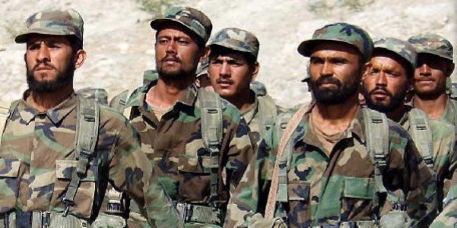 الجيش الأفغاني يشن عملية عسكرية واسعة لقمع طالبان وداعش