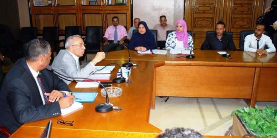 """""""حرحور"""": شمال سيناء تستفيد من مشروع تنمية محور قناة السويس"""
