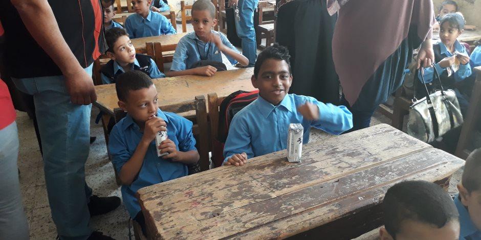 التغذية المدرسية.. المشكلة في التخزين والانضباط الكامل للمنظومة في العام الجديد