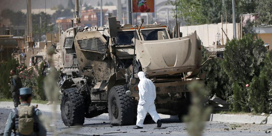 تفجير انتحاري في أفغانستان ومقتل 8 أشخاص وإصابة 15 آخرين