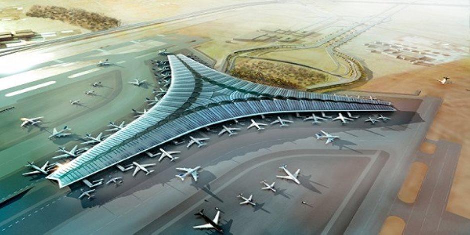 تفاصيل الدقائق الأولى.. حريق في مطار الكويت الدولي