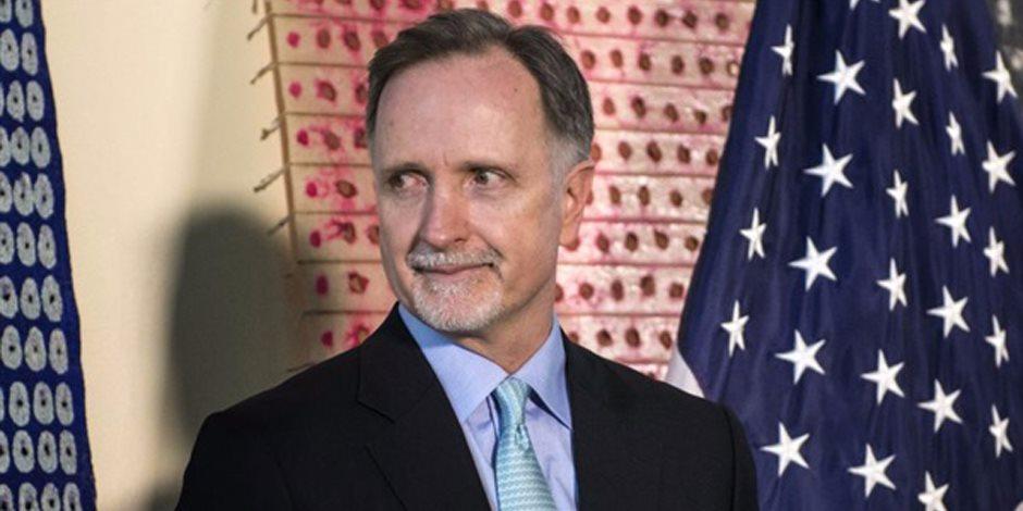 """القائم بأعمال السفير الأمريكي يشيد بقناة """"أون لايف"""": رائعة"""