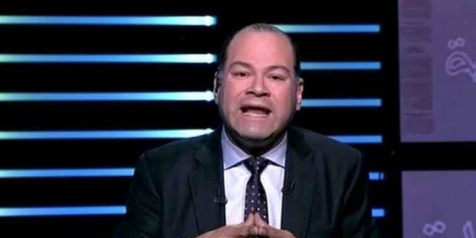 اللي متغطي بأمريكا عريان.. نشأت الديهي: الكونجرس في طريقه لتصنيف الإخوان إرهابية