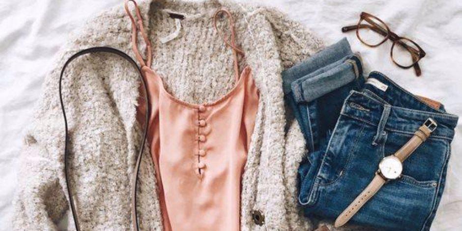 لو محتارة في اختيار ملابس الخريف..مجموعة من تنسيقات الملابس تناسب جميع الأذواق