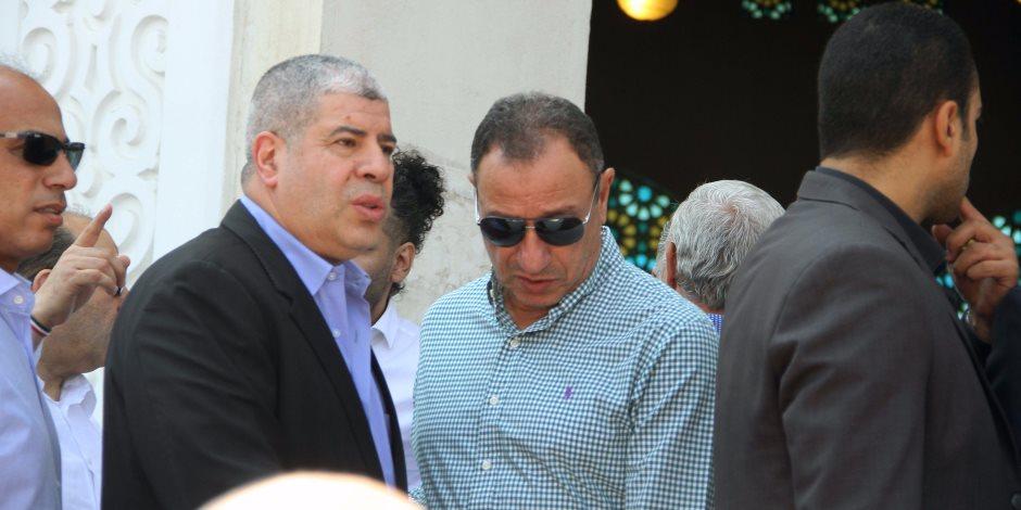 شوبير يرفض العمل مع مجلس محمود الخطيب في الأهلي