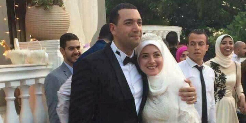 """""""مغازلة شرعية"""" بين معز مسعود وبسنت نور الدين تتنهي بالزواج"""
