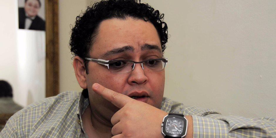 """أحمد رزق ينشر صورة من كواليس الجزء الثاني من فيلم """"الكنز"""""""