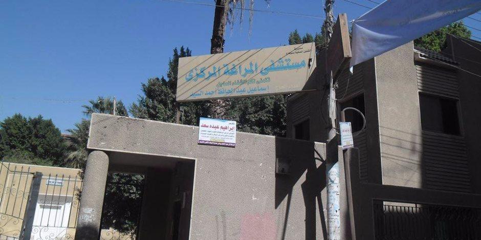 مستشفيات سوهاج تستغيث.. الإهمال يضرب الجدران والصرف يطفح (صور)