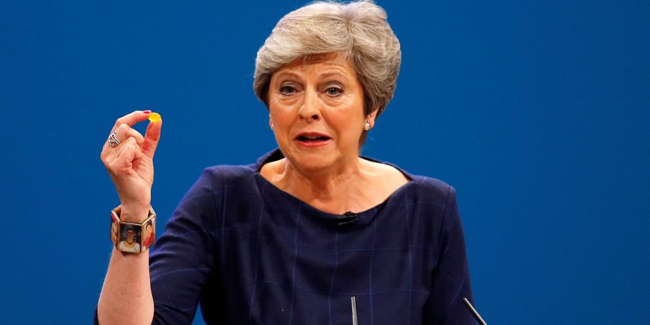 رئيسة وزراء بريطانيا تؤكد عزمها إنجاح الخروج من الاتحاد الأوروبي