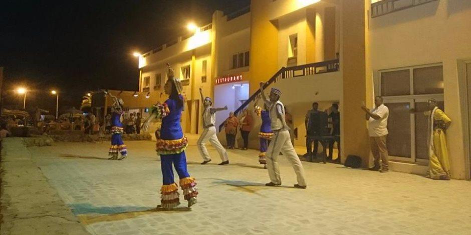"""بمناسبة """"6 أكتوبر""""..قصر ثقافة شرم الشيخ يحتفل بذكرى النصر (صور)"""