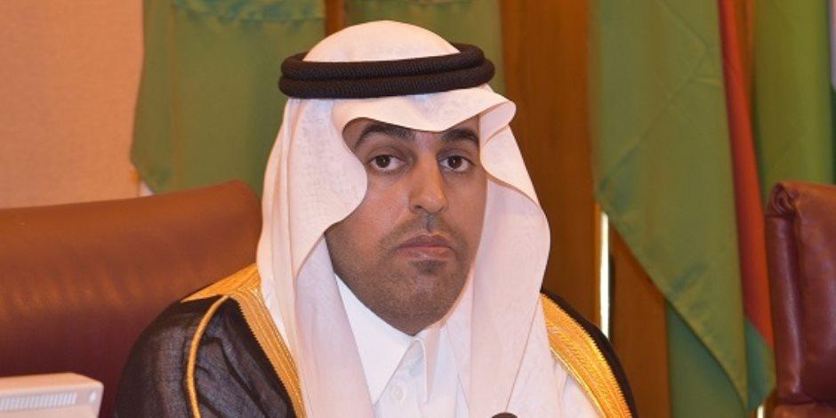 بعد إشادة أمريكية.. ماذا قال رئيس البرلمان العربي عن موقف «قيادة التحالف» بشأن حادث صعدة؟