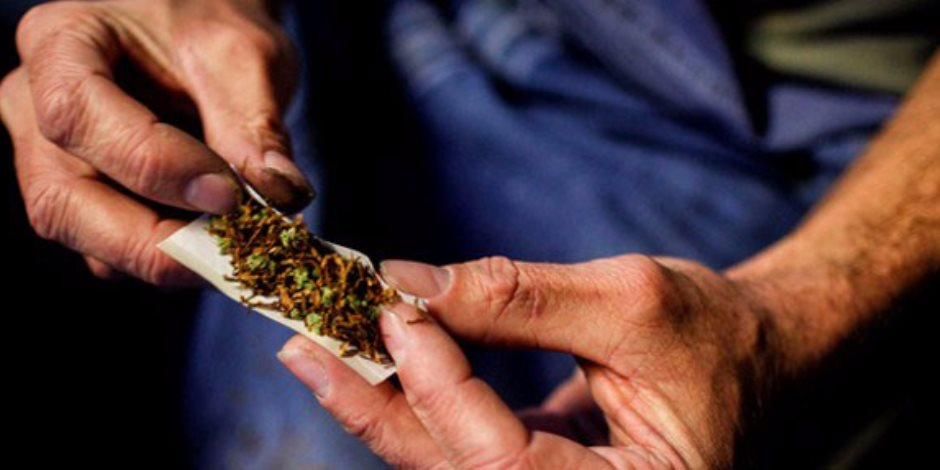 ضبط سائق لإتجاره في المخدرات وبحوزته 16 طربة حشيش بالبحيرة