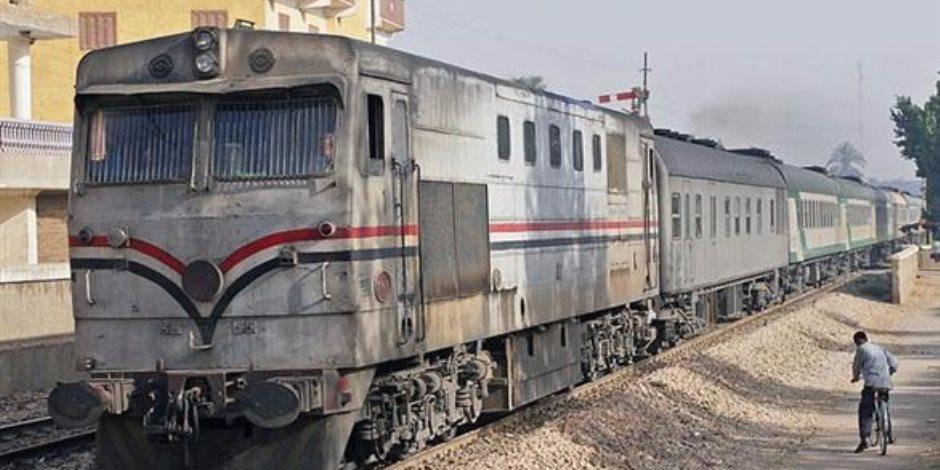 «السكة الحديد» تعدل مواعيد 10 قطارات بالوجه البحري خلال رمضان بدءا من اليوم