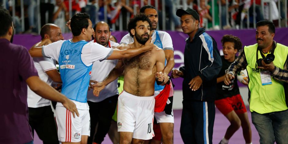 الرابحون الخمسة من تأهل المنتخب الوطني إلى كأس العالم