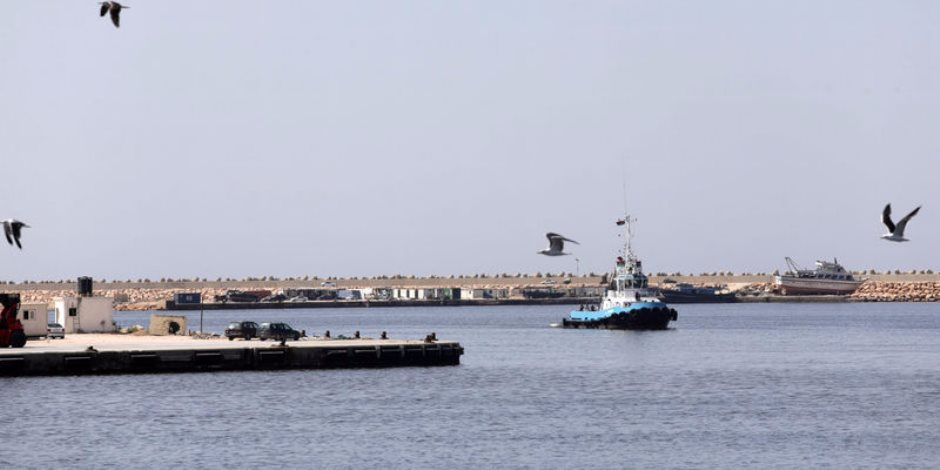 بعد استقرار حالة الطقس.. فتح ميناء بوغاز والدخيلة بالإسكندرية بشكل طبيعي