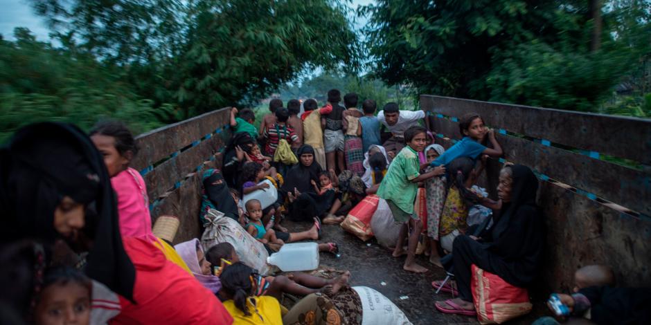 """ميانمار: موقف مجلس الأمن من الروهينجا """"يضرنا"""""""