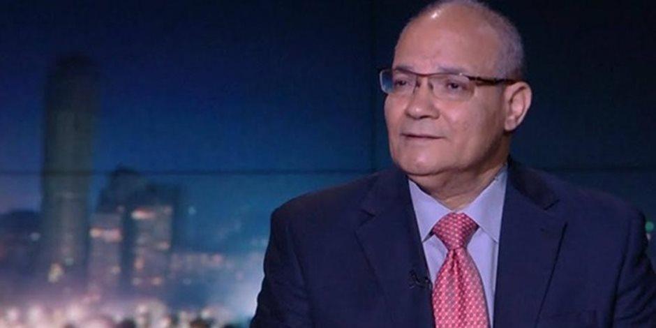 """""""خبير العلاقات العربية"""":نجاح الجهود المصرية للأزمة السورية يمنع تقسيم المنطقة"""
