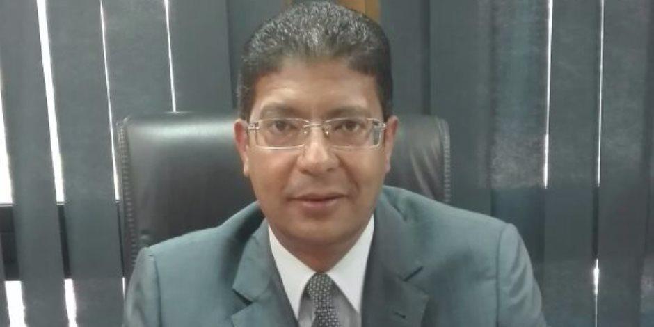 تعرف على المستشار عبد السلام محمود عضو الهيئة الوطنية للانتخابات