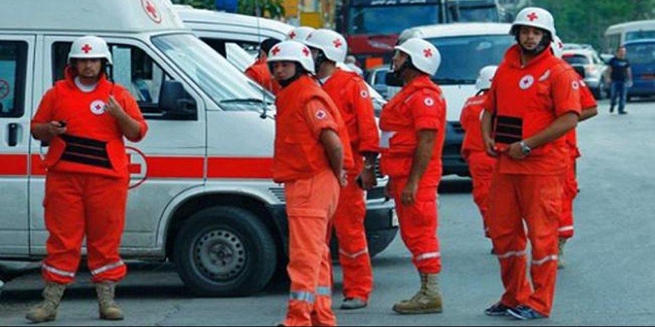 الصليب الأحمر: إطلاق سراح 10 من موظفى الإغاثة بعد خطفهم بجنوب السودان