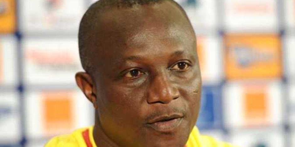 مدرب غانا :لا تشغلنا مباراة مصر ونفكر فى تصفيات أمم افريقيا 2019
