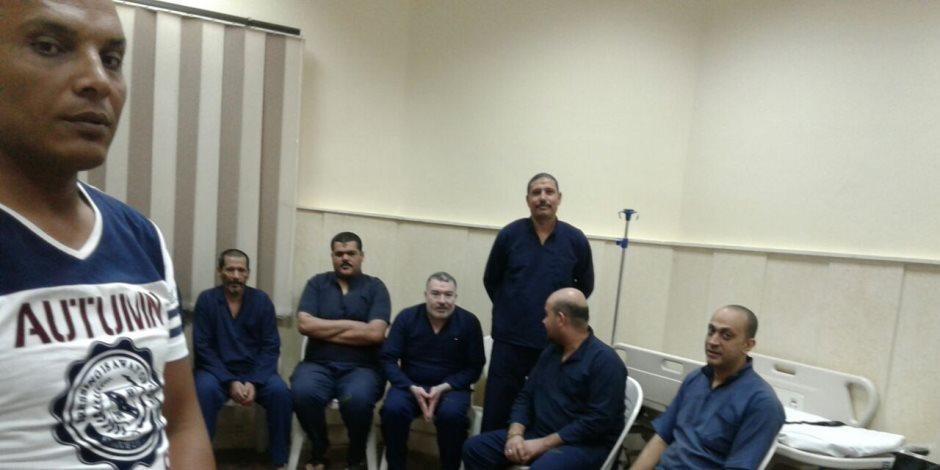 """مستشفى سجن جمصة.. الداخلية ترفع شعار """"صحة المساجين"""" أولا (صور)"""