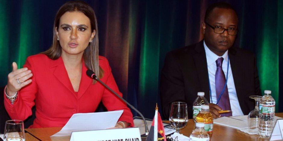 """""""نصر"""" تدعو محافظي الدول الإفريقية في البنك الدولي للمشاركة في مؤتمر """"الاستثمار من أجل تنمية مستدامة """""""