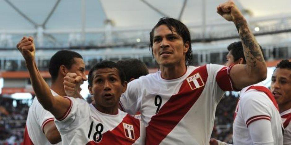 بيرو تحجز بطاقة التأهل لكأس العالم بعد تغلبها على نيوزلندا