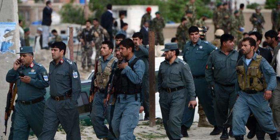 اعتقال حاكم تابع لحركة طالبان فى إقليم هلمند جنوب أفغانستان