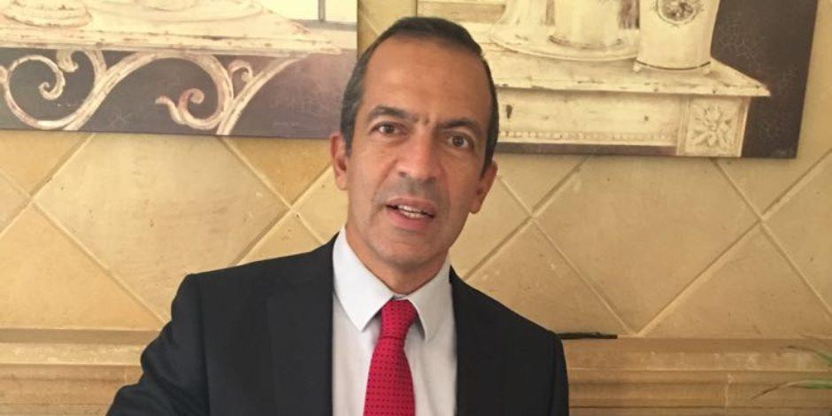 """خالد حبيب ينضم لحملة """"علشان تبنيها"""" لدعم السيسي لفترة ثانية"""