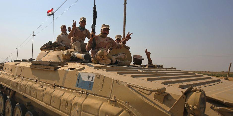العثور على مقبرة جماعية تضم رفات 70 شخصا فى العراق