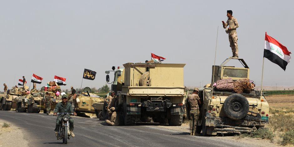 العثور على 397 قذيفة مدفعية و156 هاون في الموصل