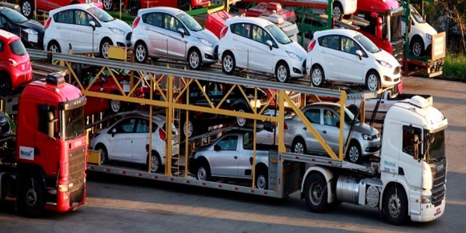 إجراءات الإفراج المؤقت عن سيارات الخبراء الأجانب بشركات البترول