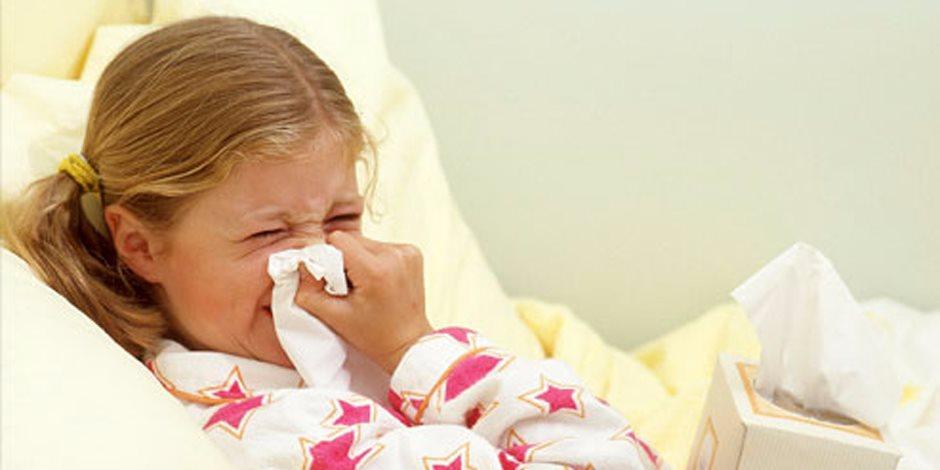 جرعة لقاح الأنفلونزا السنوية تحمي الأطفال من مشكلات صحية عديدة