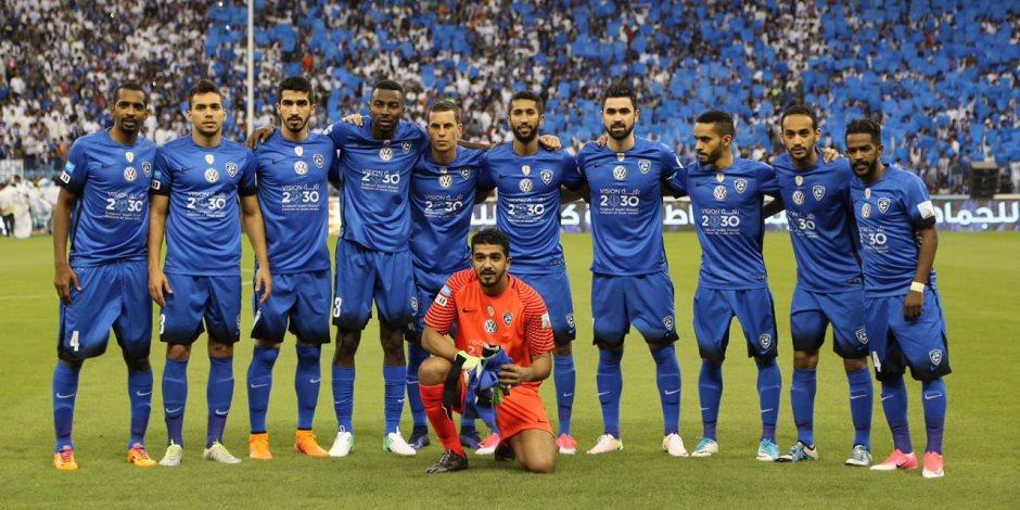 الهلال السعودي بدون مدرب في معسكر فى ابو ظبي إستعدادا لنهائي اسيا