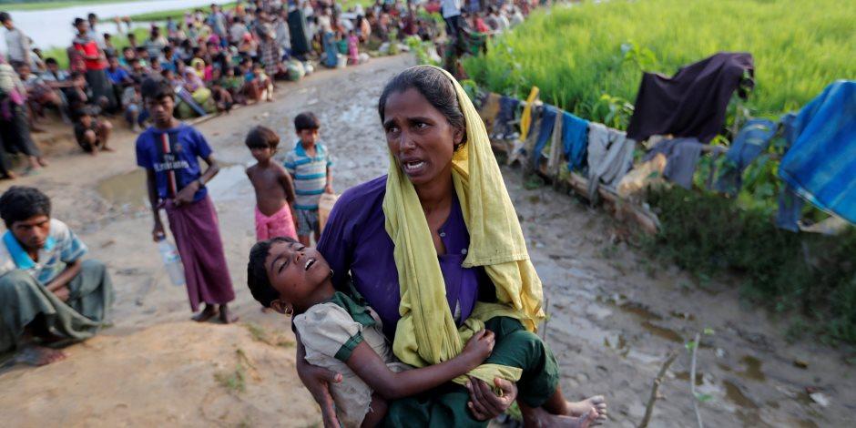 الأمم المتحدة تعقد مؤتمر للمانحين في جنيف لتقديم الدعم للاجئي الروهينجيا.. غدًا