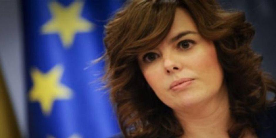 مدريد تهدد بتعليق الحكم الذاتي في إقليم كتالونيا حال استمرار موقف القادة الانفصاليين