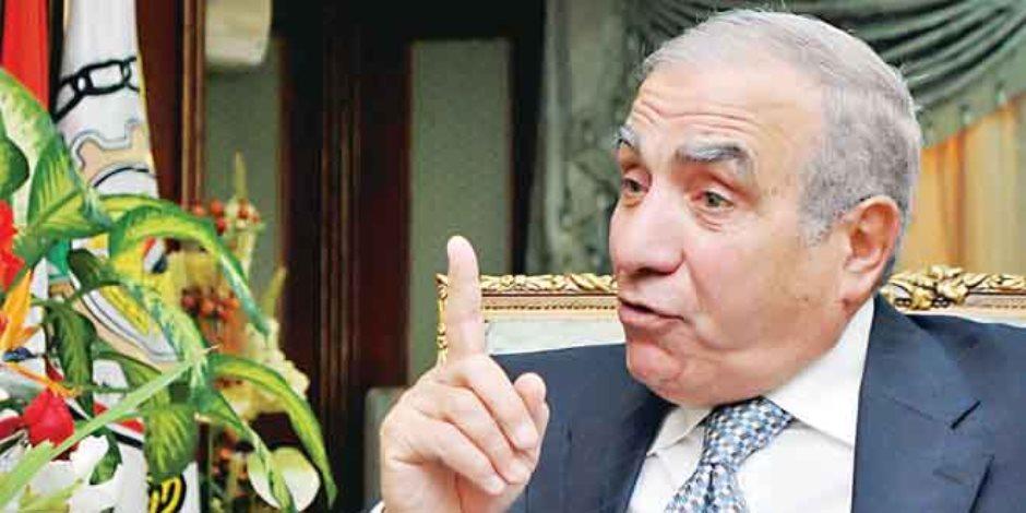 """وزير التنمية المحلية: """"سنعيد تقييم قيادات الوزارة.. والإبقاء على الأصلح فقط"""""""