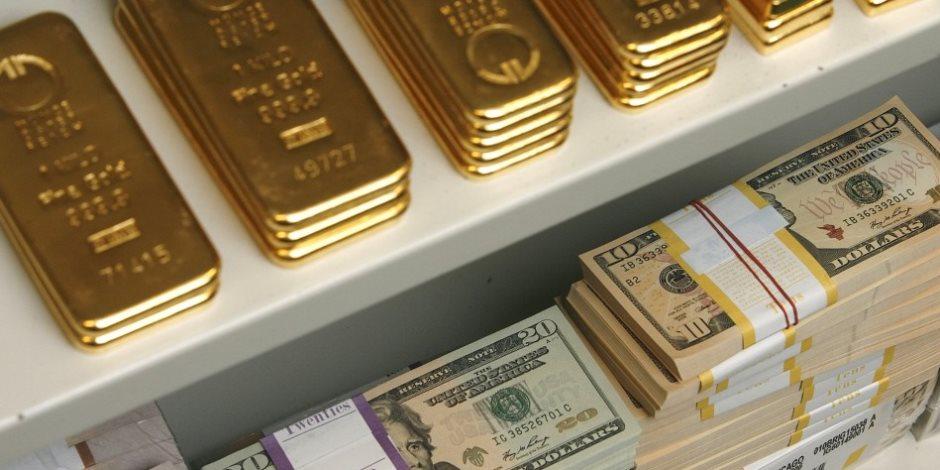 الذهب ينخفض عالميا.. وسط مخاوف من حرب تجارية
