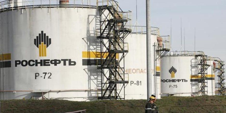 نمو صافى ربح روسنفت لسبعة أمثاله فى الربع الأول بفضل أسعار النفط